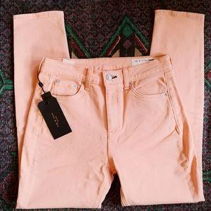 Rag & Bone High Waisted Jeans